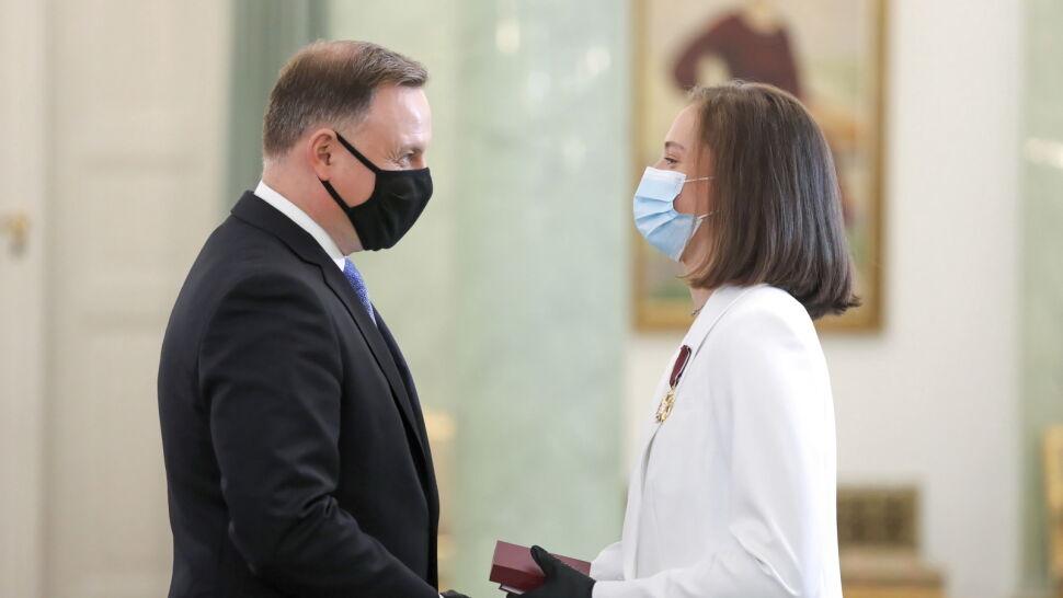 Andrzej Duda zakażony, Iga Świątek w kwarantannie