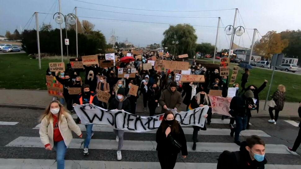 Protesty i solidarność wobec protestujących