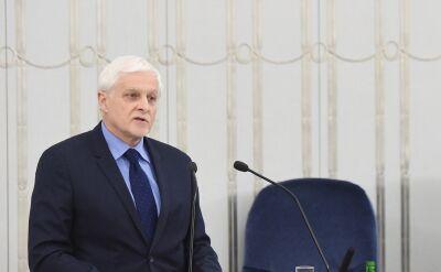 Szef KRS Dariusz Zawistowski rezygnuje z funkcji