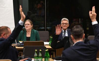 """""""Druga edycja PiS-owskiego pendolino"""". Piotrowicz i Pawłowicz z rekomendacjami komisji"""