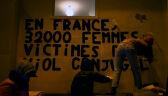 Przemoc wobec kobiet narodowym problemem. Francuzi protestują przeciw bezradności państwa