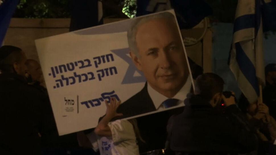 Premier Izraela Benjamin Netanjahu formalnie oskarżony o korupcję