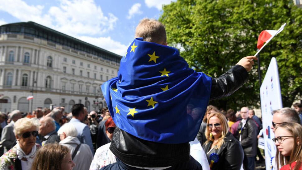 15 lat temu Polska weszła do Unii Europejskiej