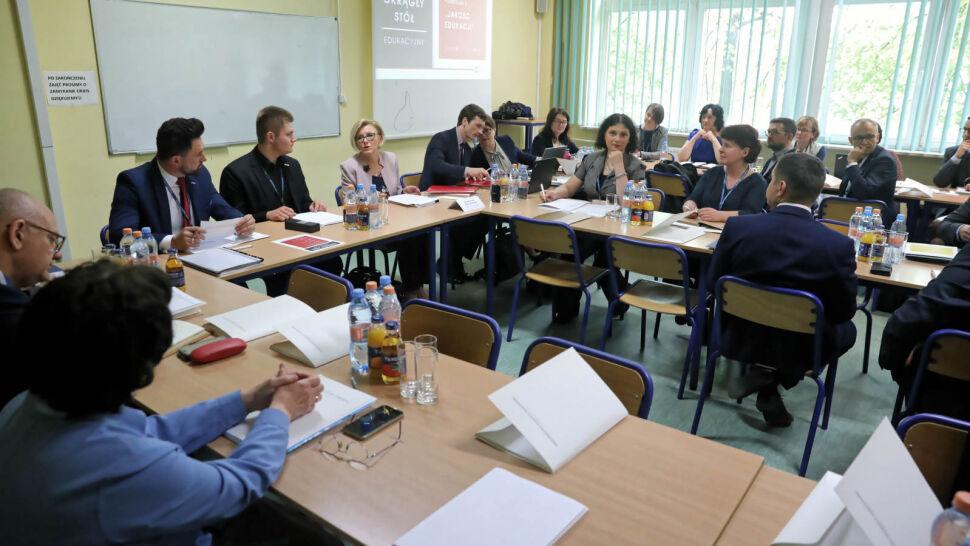 Druga tura rozmów o polskiej edukacji. Wciąż bez ZNP