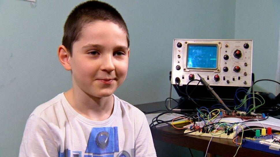Genialny ośmiolatek z Lublina rozpoczął studia na Politechnice Lubelskiej