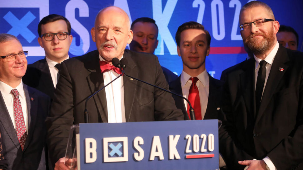 """""""Idziemy po zwycięstwo 10 maja"""". Krzysztof Bosak rozpoczyna kampanię"""
