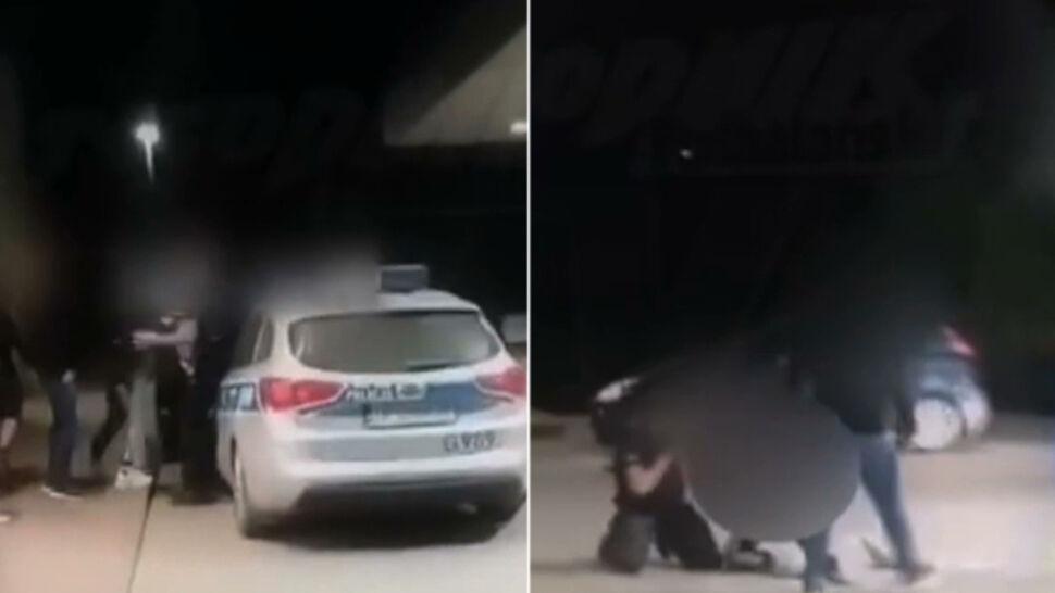 Policja w Zakopanem zwróciła grupie osób uwagę za brak maseczek. Doszło do przepychanek
