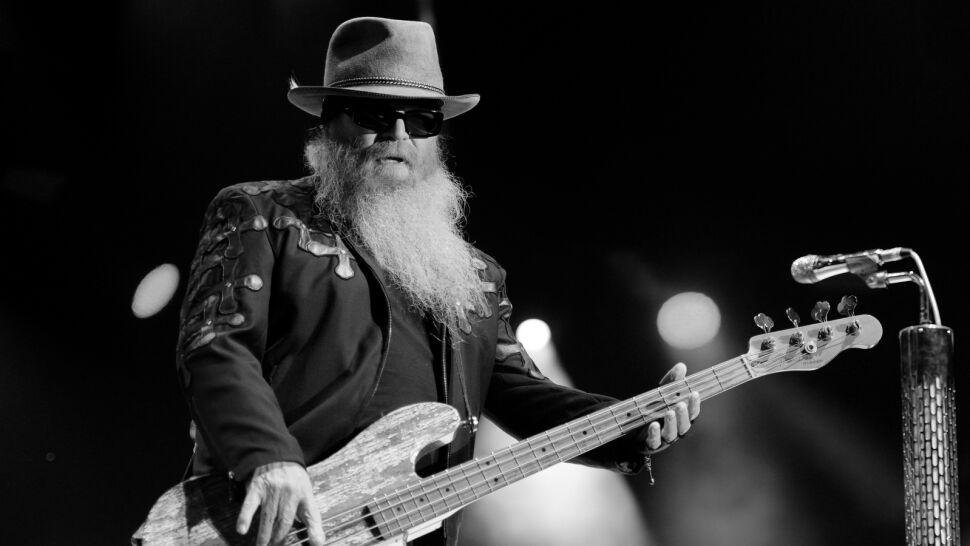 Dusty Hill nie żyje. Basista legendarnego zespołu ZZ Top miał 72 lata