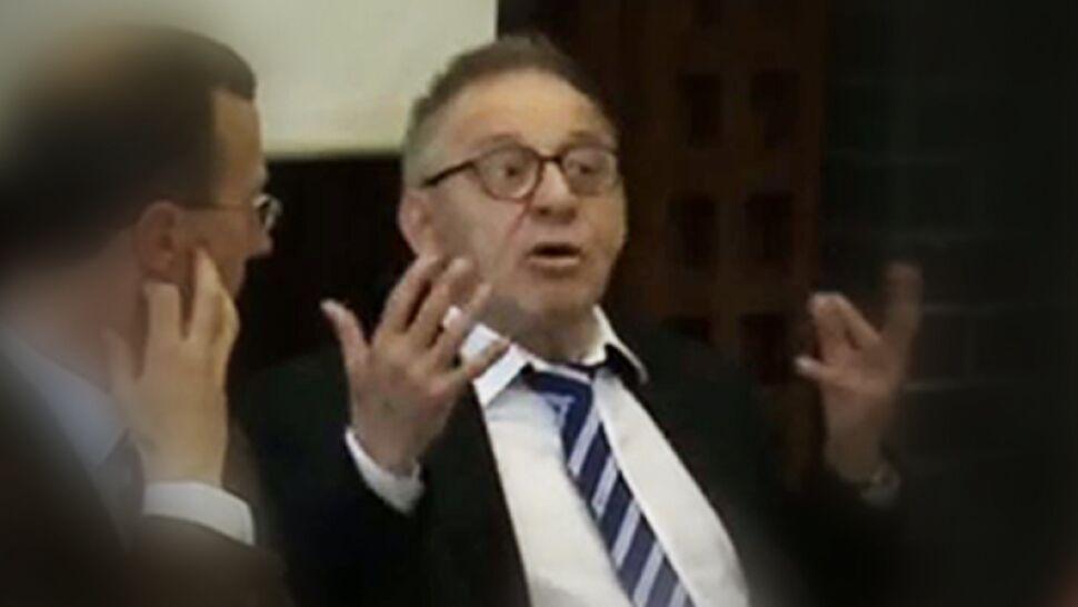 """Ocenzurowane wystąpienie Morawskiego na stronie Trybunału. """"Porządny człowiek. Ma rację"""""""