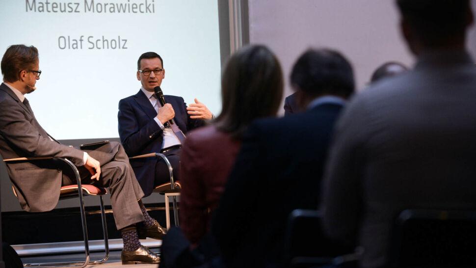 Morawiecki zapowiada zmiany. Mają być odpowiedzią na zarzuty Komisji Europejskiej