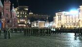 Wielkie przygotowania do defilady na Placu Czerwonym