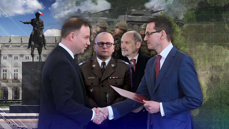"""""""Gra się bezpieczeństwem państwa po to tylko, by Macierewicz mógł pokazać prezydentowi jego miejsce"""""""