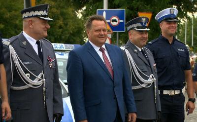 Kontrole NIK w komendach na Podlasiu. Chodzi o wizyty Zielińskiego