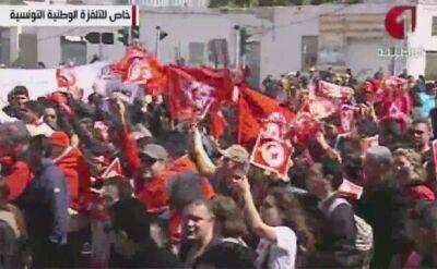 29.03 | Po zamachu w Tunezji wielki marsz przeciw terroryzmowi
