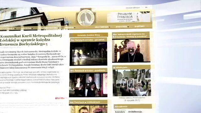 08.11.2013 | Ks. Bochyński zawieszony przez kurię