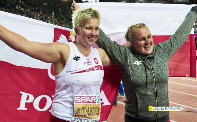17.08.2014 | Historyczny sukces polskich sportowców na mistrzostwa Europy w Zurychu