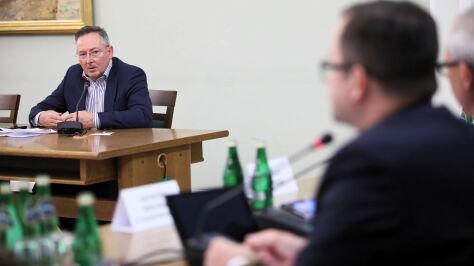 Sienkiewicz: walki  z mafiami vatowskimi trzeba było się nauczyć