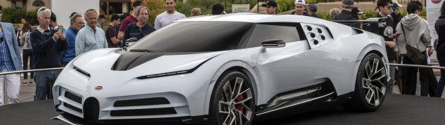 Potężna moc i kosmiczna cena. Bugatti pokazało nowe superauto