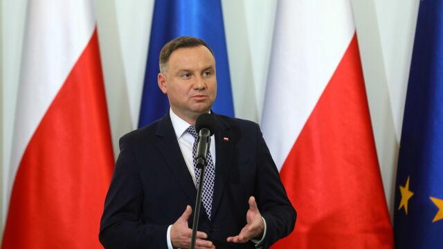 Andrzej Duda nie podpisał obiecanej przez PiS ustawy