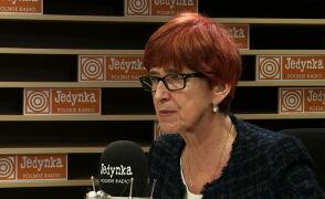 Minister Rafalska o podniesieniu kryterium dochodowego w 500 plus