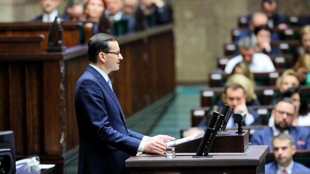 """Premier chce zmian w konstytucji. """"Tak możemy odzyskać zaufanie obywateli"""""""