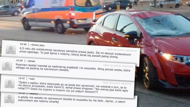 Wtorkowy wyrok sądu wzbudził duże emocje tvnwarszawa.pl