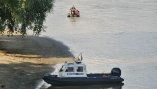 Mężczyzna  utonął w Wiśle