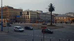 Rondo de Gaulle'a przestanie być rondem? Wiceprezydent o zmianach