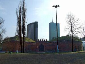 Część zabytkowego fortu w centrum na sprzedaż