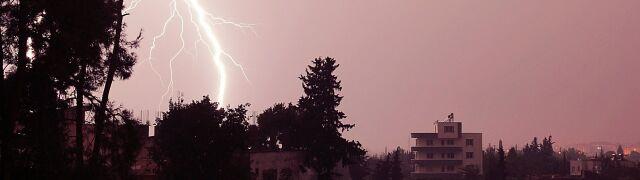 IMGW ostrzega dwa województwa przed burzami