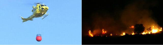 Pożary lasów i burze. Pogodowe ostrzeżenia w Europie