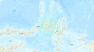 Trzęsienie ziemi w Indonezji. Odwołano ostrzeżenie przed tsunami