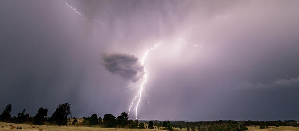 Wrócą gwałtowne burze z gradem. Prognoza pogodowych zagrożeń IMGW