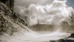 Uwaga na porywisty wiatr. Prognoza pogodowych zagrożeń IMGW