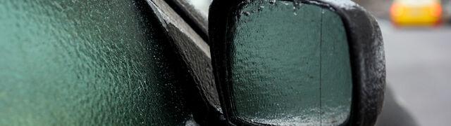 Niebezpieczne opady marznące. Obowiązują ostrzeżenia IMGW