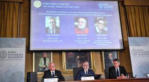 Nobel z fizyki za strukturę wszechświata i egzoplanety