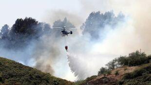Pożar na Gran Canarii. Spłonęło ponad 3400 hektarów lasów