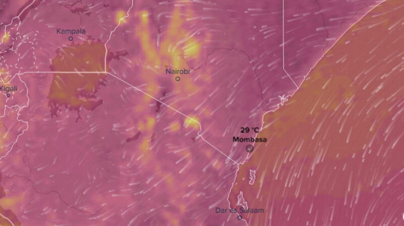 Temperatura w Mombasie 10.02 (ventusky.com)