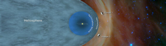 Sonda Voyager 2 opuściła heliosferę.