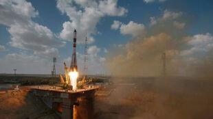 Antena uniemożliwia dokowanie. Astronauci będą musieli wyjśćz ISS?