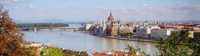 Jesienny upał na Węgrzech. Rekordowo wysokie temperatury