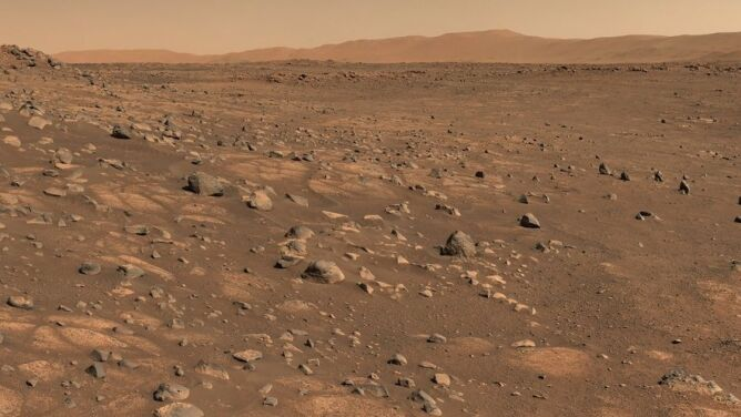 Łazik Perseverance pobierze pierwszą próbkę z Marsa
