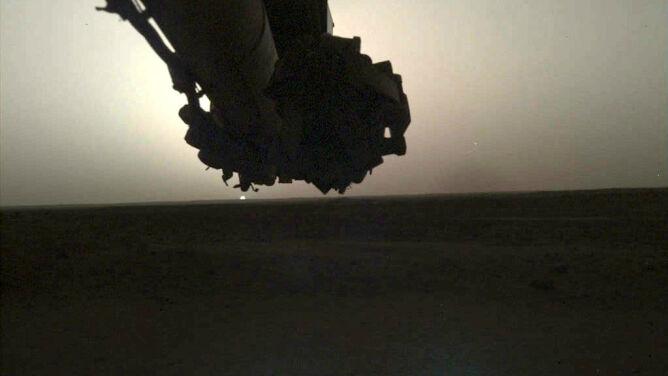 Tak wygląda wschód i zachód słońca na Marsie