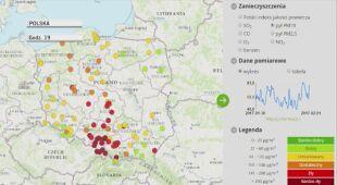Jakość powietrza w Polsce (GIOŚ, WIOŚ)